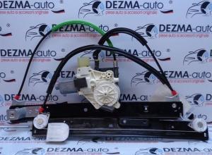 Macara stanga fata 6M21-14A389-B, Ford Mondeo 4 Turnier