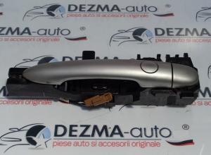 Maner stanga spate cu senzor 8200388111, Renault Megane 2 combi (KM0/1) 2003-2008 (id:216077)