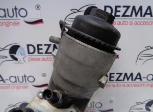 Carcasa filtru ulei, GM55199629, Opel Signum 1.9cdti, Z19DTH