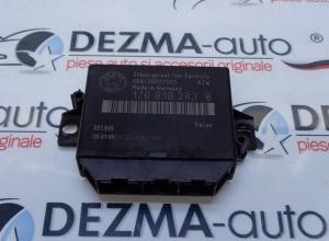 Modul senzori parcare, 1Z0919283B, Skoda Octavia 2 (1Z3) 1.9tdi