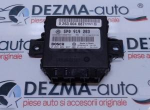 Modul senzori parcare, 5P0919283, Seat Leon (1P1) 1.9tdi (id:218786)