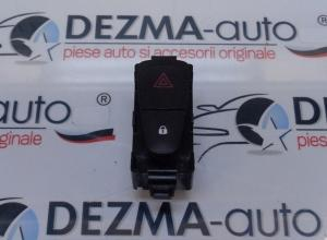Buton avarie cu buton blocare usi, 252100502R, Renault Megane 3 Grandtour (id:220431)