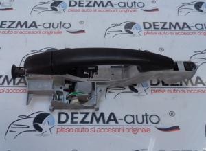 Maner usa culisanta dreapta, 9680503580, Peugeot Partner Tepee