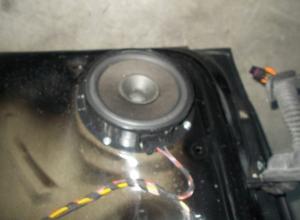 Boxa audio dreapta fata Vw Polo (6R) 2009-In prezent