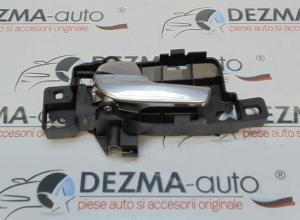 Maner interior stanga spate, 7S71-A22601-AB, Ford Mondeo 4 (id:125553)