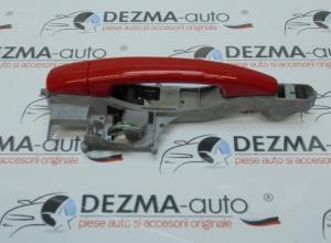 Maner stanga spate, 9680658680, Peugeot 207 SW (WK_) (id:171229)