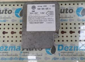 Calculator airbag Vw Bora 1J2, 6Q0909605A