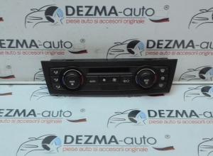 Display climatronic, 6411-9110610-01, Bmw 1 (E81, E87) 2.0D (id:237569)