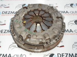 Volanta masa simpla cu placa presiune, 55231763, Fiat Punto (199) 1.3D M-JET, 330A1000