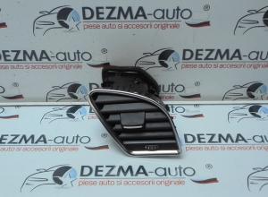 Grila aer bord dreapta, 8T1820902B, Audi A4 (8K2, B8) (id:246779)