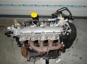 Biela Opel Vivaro, 1,9 dci