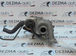 Turbosuflanta 54359700007, Peugeot 206, 1.4hdi, 8HX