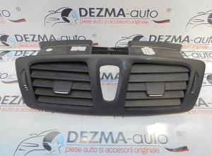 Grila aer bord centrala, Renault Megane 3 hatchback (id:241775)