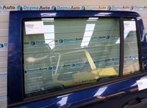 Geam mobil stanga spate Opel Zafira B (A05), 2005-2011