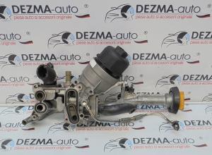 Carcasa filtru ulei, 55238288, Fiat Panda (169) 1.3M-Jet
