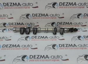 Rampa injectoare, 55234437, 0445214217, Opel Combo 1.3cdti