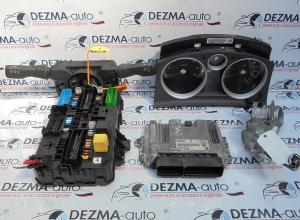 Calculator motor GGM55198921, 0281012548, Opel Signum 1.9cdti, Z19DT