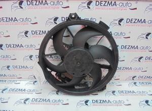Electroventilator cu releu, 9682626680, 9656346880, Peugeot 407 SW (6E) 2.2hdi (id:252507)