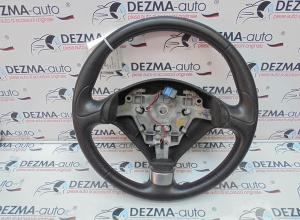 Volan piele, 662198677, Peugeot 407 SW (6E) (id:252526)