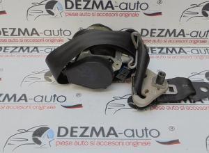 Centura dreapta fata cu capsa, 96498058XX, Peugeot 207 (WA) (id:252680)