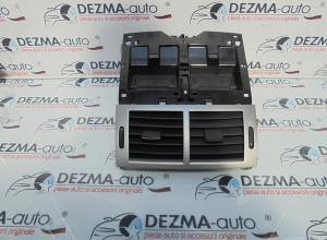 Grila aer bord centrala, 9644589777, Peugeot 407 (6D)