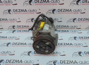 Compresor clima, 9683055180, Peugeot 407, 2.2hdi, 4HT