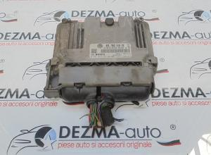 Calculator motor 03L906018EE, 0281017161, Vw Golf 6, 2.0tdi, CFH