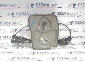 Macara manuala stanga spate, 5J4839401B, Skoda Fabia 2 Combi (5J) (id:258502)