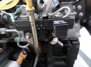 8200584034 rampa injectoare Nissan Kubistar 1.5dci