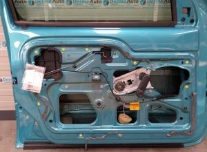 Macara manuala stanga fata Nissan Kubistar 2003-In prezent