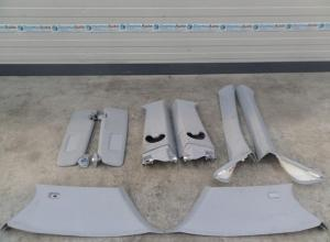 Set tapiterie stalpi interiori Bmw 118, 120