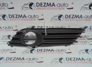 Grila proiector stanga, GM13126025, Opel Astra H combi