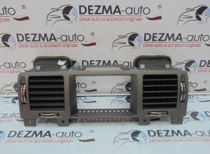 Grila aer bord centrala, GM13237875, Opel Vectra C combi