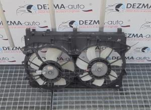 Grup electroventilatoare, 16363-0G050, 16363-0G060-A, Toyota - Avensis (T25) 2.0D (id:266386)