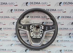 Volan piele cu comenzi, GM13316540, Opel Insignia sedan