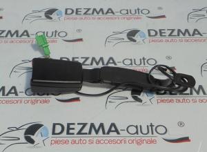 Capsa centura scaun stanga fata cu fir, 6R0857755D, Seat Ibiza 5 Sportcoupe (6J1) (id:268685)