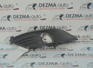 Grila bara proiector stanga, 8M51-19953-A, Ford Focus 2 (DA) (id:271114)
