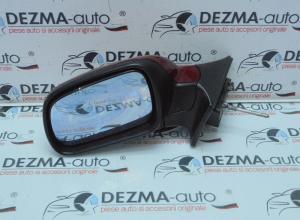 Oglinda electrica stanga, Peugeot 407 SW (6E) (id:278468)