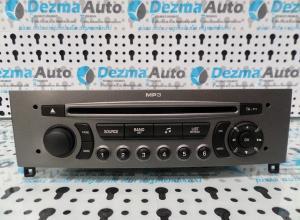 Radio cd 96647511, Peugeot 308 CC, 2009-In prezent