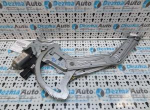 Macara cu motoras stanga fata Opel Meriva  2003-2010