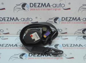 Centura stanga fata cu capsa, 4F0857705A, Audi A6 Avant (4F5, C6)