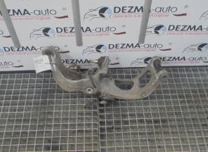 Suport amortizor stanga fata 9661544680, Peugeot 407 SW (6E) 1.6hdi