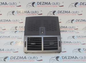 Grila aer bord centrala 9644589777, Peugeot 407 SW (6E)