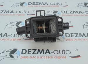 Corp termostat 9647767180, Peugeot 407 (6D) 1.6hdi, 9HZ