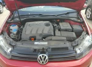 Vindem piese de motor Vw Golf 6 cabrio, 2.0tdi