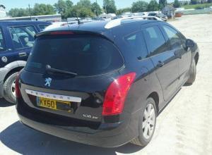 Vindem piese de interior Peugeot 308 sw, 1.6hdi