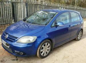 Vindem cutie de viteze Vw Golf 5 Plus, 2.0tdi