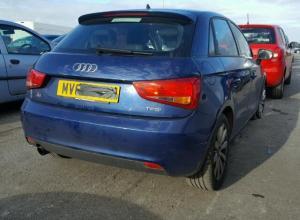 Dezmembrari auto Audi A1 8X, 1.2TFSI