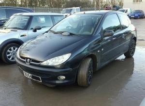 Vindem piese de interior Peugeot 206, 1.4b