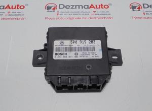 Modul senzori parcare, 5P0919283, Seat Altea XL (5P5, 5P8)